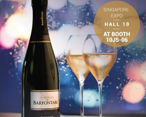 PROWINE ASIA SINGAPOUR 24-27 Avril 2018